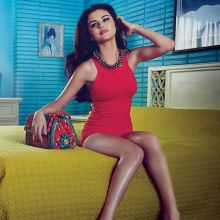 Selena Gomez sexy photo shoot for InStyle magazine 5x HQ