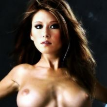 Jewel Staite young and topless photo UHQ