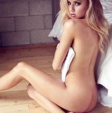 Charlotte McKinney nude photo shoot for self assignment 4x UHQ photos
