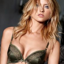 Martha Hunt sexy Victoria's Secret lingerie 2014 July 30x HQ