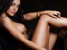 Mila Kunis nude Maxim magazine cover photo shoot UHQ