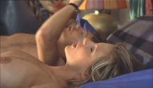 Michelle Hunziker - Voglio stare sotto al letto 1080p young and nude topless naked sex scenes