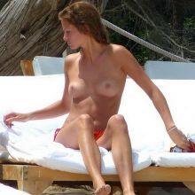 Millie Mackintosh Topless Fun in Ibiza 16x HQ