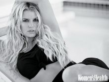 Jessica Simpson hot in bikini for Women's Health 2016 September 7x MoxQ photos