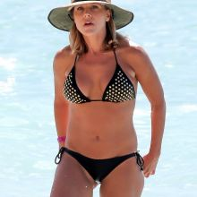 Julie Benz Bikini Day off Filming in Hawaii 30x HQ