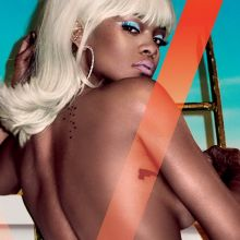 Rihanna topless V Magazine V95 2015 Summer 8x HQ