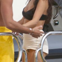 Selena Gomez and Cara Delevingne sexy bikini on a yacht in St. Tropez 2014 July 44x HQ