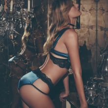 Bregjie Heinen topless For Love and Lemons - Holiday 2016 Skivvies have arrived... Darling of Mystery lingerie 69x HQ photos