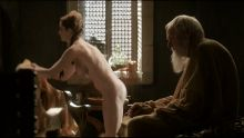 Game of Thrones S01 E10 Esme Bianco topless nude scene