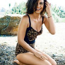 Lauren Cohan hot photo shoot for GQ 2014 October 4x UHQ