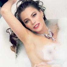 Sofia Vergara topless Vanity Fair magazine 2015 May issue 5x HQ