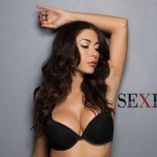 Arianny Celeste sexy Sexee Magazine 2014 Summer issue 9x HQ