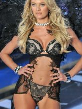 Candice Swanepoel sexy 2014 Victoria's Secret Fashion Show in London 17x UHQ