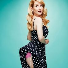 Melissa Rauch sexy The Stndrd Magazine 2015 October issue 5x HQ