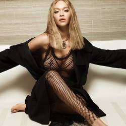 Rita Ora braless see through body for Legend magazine June 2017 MQ photo