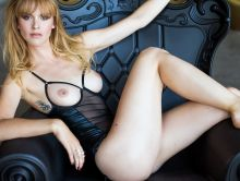 Cosima Viola nude topless naked Playboy Germany October 2016 Coverstar 25x UHQ photos ADDS