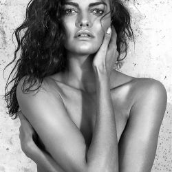 Barbara Fialho topless Fernando Mazza photo shoot 10x HQ