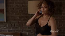 Jennifer Lopez, Natalie Hall - Shades of Blue S02 E08 720p cleavage boobs bouncing scenes