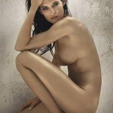 Bianca Balti nude Vincent Peters photo shoot 2016 4x HQ photos