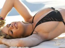 Valerie Van Der Graaf 2014 Sports Illustrated Swimsuit photo shoot 24x HQ