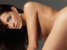 Kate Beckinsale naked doggy style phopto shoot UHQ