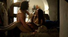 Chiara Centioni, Miriam Leone, Valentina Belle, - Medici Masters Of Florence S01 E01 1080p topless nude sex scenes