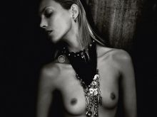 Anja Rubik nude by Paolo Roversi photo shoot 6x UHQ