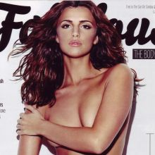 Lucy Mecklenburgh nude Fabulous magazine cover photo shoot 4x HQ