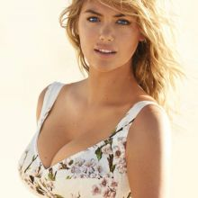Kate Upton sexy Vogue UK magazine 2014 June 11x UHQ