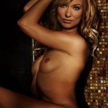 Olivia Wilde nude Playboy magazine celebrity cover naked photo shoot UHQ
