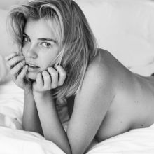 Kayslee Collins topless photo shoot 6x HQ