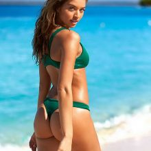 Daniela Lopez Osorio nude naked topless bodypaint see through Sports Illustrated sexy Swimsuit 2016 photo shoot 8x HQ