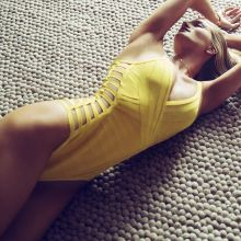 Rosie Huntington-Whiteley sexy Esquire UK 2015 April photo shoot 9x UHQ