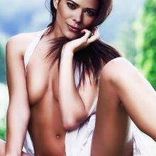 Peyton List nude spread legs naked photoshoot UHQ