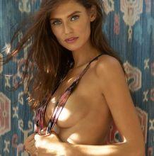 Bianca Balti - Sports Illustrated Swimsuit 2017 topless bare ass see through tiny bikini 33x HQ photos
