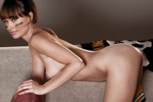 Olivia Wilde from Black Dog, Red Dog  nude photo shoot UHQ