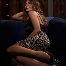 Sofia Vergara sexy photo shoot for InStyle 2015 October 6x HQ