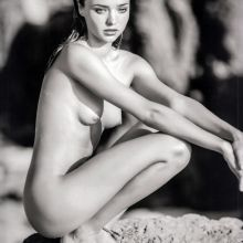 Miranda Kerr nude Victoria's Secret Supermodel Russell James's V2 Book 21x UHQ