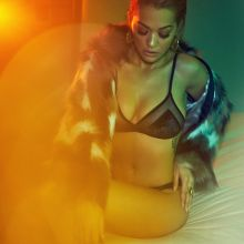 Rita Ora hot in see through lingerie for Vanity Fair IT 2016 21x UHQ outtakes