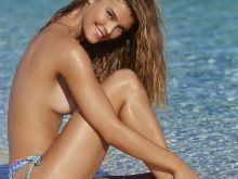 Nina Agdal 2014 Sports Illustrated Swimsuit photo shoot 42x HQ
