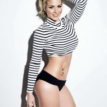 Gemma Atkinson sexy Zoe McConnell photo shoot 2x HQ photos