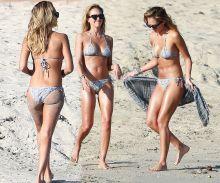 Jessica Alba wearing sexy bikini in Cabo 2015 January 33x MixQ