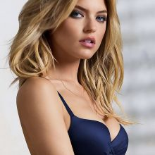 Martha Hunt sexy Victoria's Secret lingerie 2014 May 75x HQ