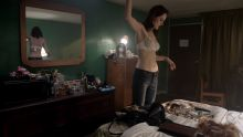 Michelle Dockery - Good Behavior S01 E01 1080p lingerie topless sex scenes
