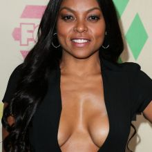 Taraji P. Henson big cleavage FOX  FX 2015 Summer TCA Party in West Hollywood 40x UHQ