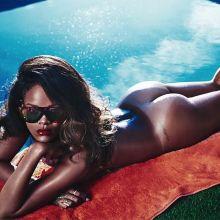 Rihanna nude Lui Magazine topless photos 29x MixQ