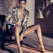 Kendall Jenner, Isabeli Fontana, Liu Wen for LA PERLA Spring-Summer 2017 10x HQ photos