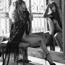 Rita Ora nude for Portraits Nudes Flowers by Mariano Vivanco HQ photo