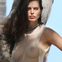 Emily DiDonato see through swimsuit photo shoot in Miami Beach 2014 April 66x MixQ