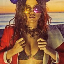 Selena Gomez sexy bikini photo shoot for W Magazine 2016 March 17x UHQ photos